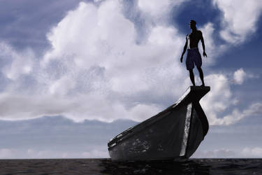 Poseidon by GBoGBo