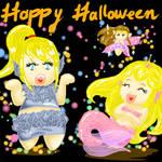 Happy Halloween by CleopatraDiNekomata