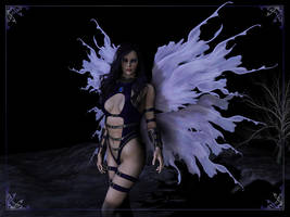 Night Fairy by Vanesse
