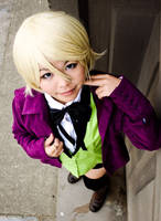 Alois - Anime Destiny by RevoGeist