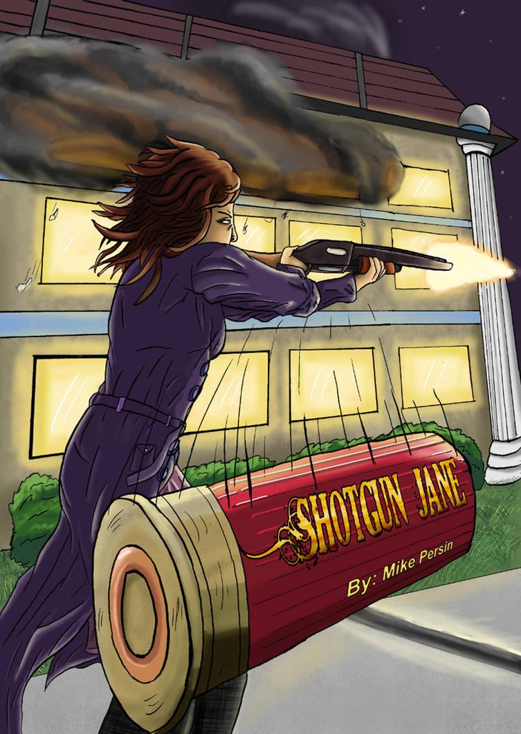 Shotgun Jane Cover by xchainlinkx