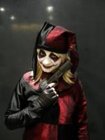 Harley Quinn 1 by CaptainLaura