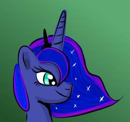 Quickly Luna by platinumdrop