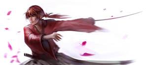 Rurouni Kenshin by kclub