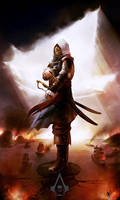 Assassin's Creed IV Black Flag by kclub