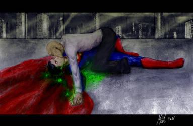 When Metropolis is asleep by MadMoro