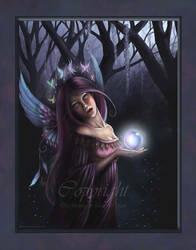 Fairy of Flight by yanmei