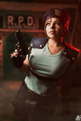 Jill Valentine by MrSnugglez84