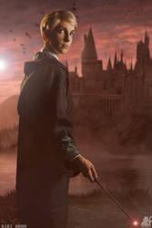 Draco Malfoy by MrSnugglez84