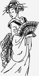 Geisha by freakmadness