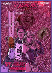 Army of Darkness from Beyond by Gengiskahn