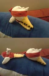Chicken Plushie by Brainbread