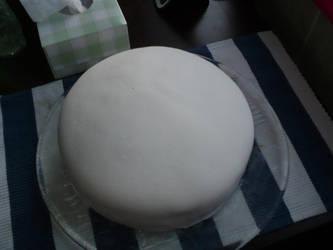 Practice Cake #1 by XxDe-JixX