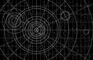 Stargate Stellar Map by TronTrek