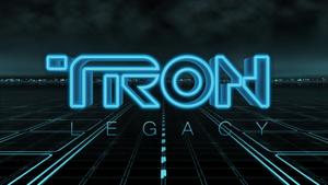 Tron Legacy Title by TronTrek