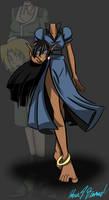 Dulla Hana Coryela by Azure-Arts