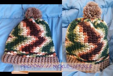 Trinity Hat: Woodsy by pbcpony