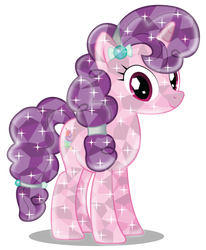 Sugar Belle Crystal by InfiniteWarlock