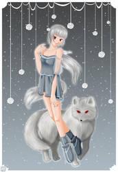 Fox Spirit by sakura13