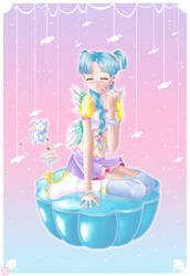 Candy Fairy by sakura13