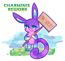 (Announcement) HUGE APOLOGIES + Charminis Rework by scarletscreations