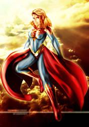 Superwoman redesign concept by xXLightsourceXx