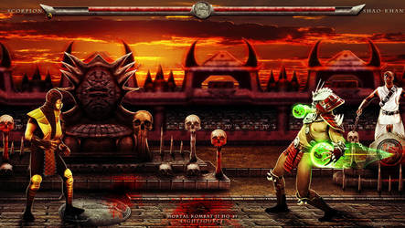 Mortal Kombat 2 HD by xXLightsourceXx
