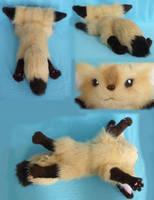 Zerda the Fennec Fox 2 by GrowlyLobita
