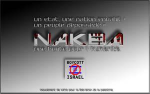 Nakba day by iskander71