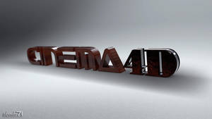 Wood Typography by iskander71