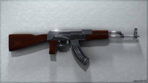 Ak47 by iskander71