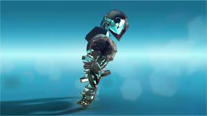 droid wip by iskander71