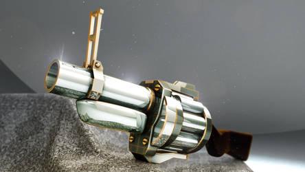 Grenade Launcher TF2 by iskander71