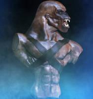 Hominid suit by iskander71