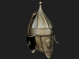 helmet by iskander71