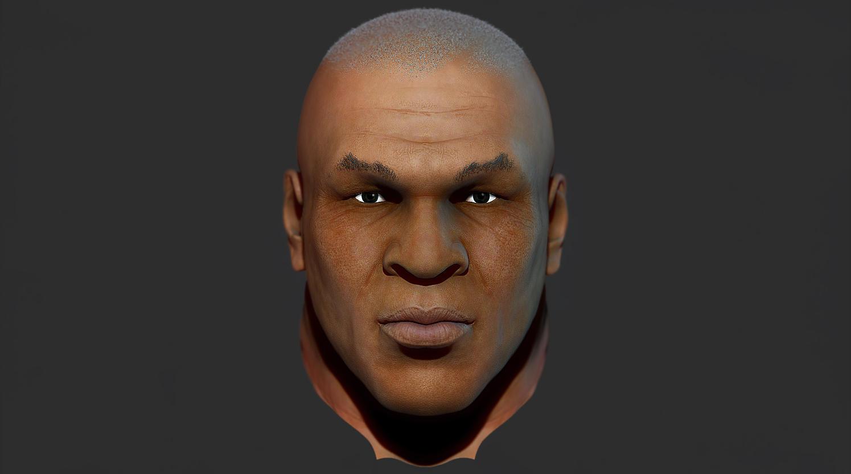 Head character by iskander71
