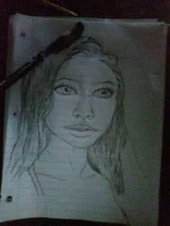 Aryan beauty 2 by TroyDRJ93