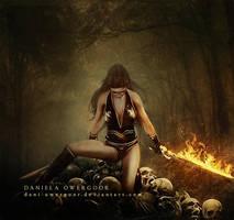 The Collector Of Bones by Dani-Owergoor