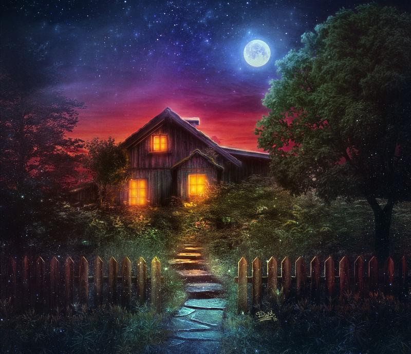 Home Sweet Home by Dani-Owergoor