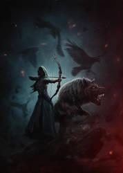 Dogs Of War by Dani-Owergoor