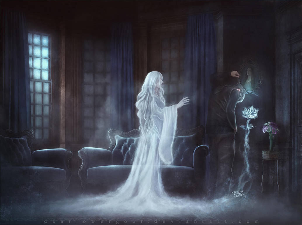 The Eternal Lover - Ghost Stories by Dani-Owergoor