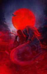 Under the Moonlight by Dani-Owergoor