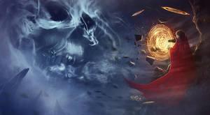 Strange Tales by Dani-Owergoor