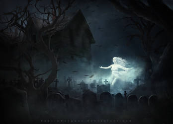 The Lady of the Night - Ghost Stories by Dani-Owergoor