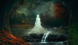 The Spirit Of Light - Ghost Stories by Dani-Owergoor