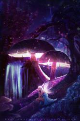 Lonely Night by Dani-Owergoor