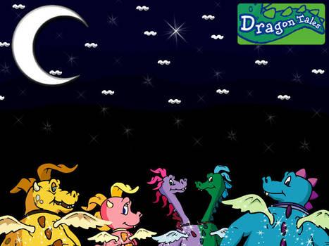 Dragon Tales Wallpaper By Rharzar On Deviantart