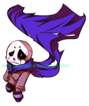 Stream Request: Ashtale!Sans by Crudaka