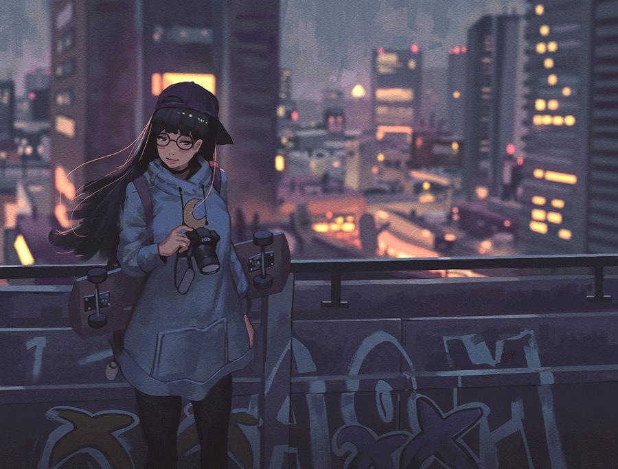 City Lights by Klegs