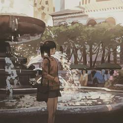 Fountain by Klegs